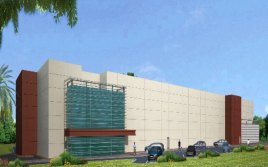 Estidama (UAE's sustainability initiative) certified Dubai Silicon Oasis (DSO) Data Center - Dubai, United Arab Emirates