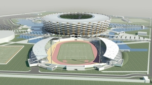 Langan provided seismic hazard assessments for the structures at Basrah Sports City in Iraq.