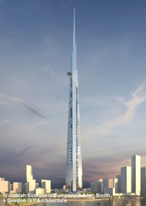 Kingdom Tower, Jeddah, KSA